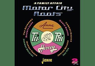 VARIOUS - A Family Affair - Motor City  - (CD)