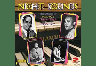 VARIOUS - Night Sounds  - (CD)