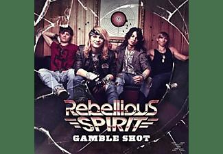 Rebellious Spirit - Gamble Shot  - (CD)