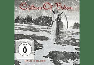 Children Of Bodom - Halo Of Blood (CD+DVD) [CD + DVD]