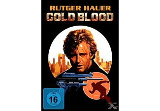 Rutger Hauer-Cold Blood DVD
