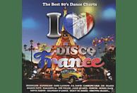 VARIOUS - I Love Disco France [CD]