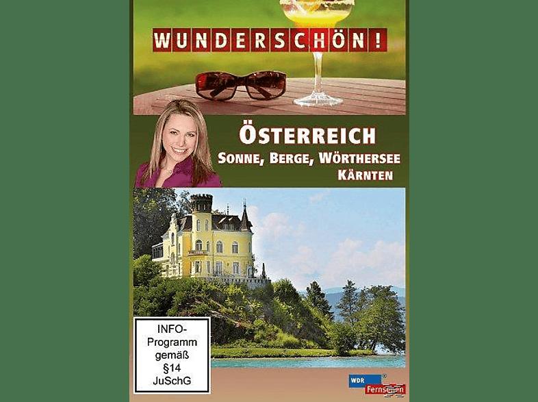 Österreich - Sonne, Berge, Wörthersee - Kärnten - Wunderschön! [DVD]
