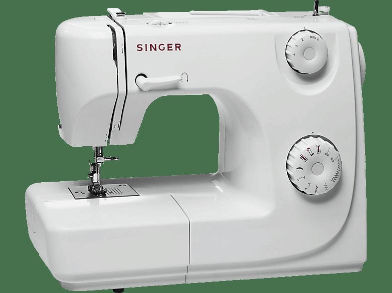 SINGER 8280 Mercury Freiarm-Nähmaschine ([70 Watt, 4-stufig)