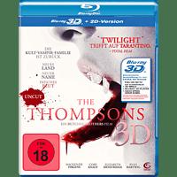 The Thompsons Uncut (3D) [3D Blu-ray]