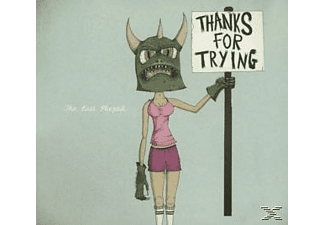 The Last Skeptik - THANKS FOR TRYING  - (CD)