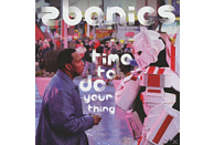 Zbonics - Time To Do Your Thing [CD]