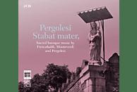 Angharad Gruffydd Jones, Lawrence Zazzo - Stabat Mater-Sacred Baroque Music [CD]