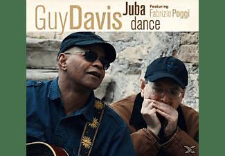 GUY feat. FABRIZIO POGGI Davis - Juba Dance  - (CD)