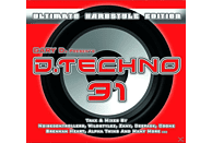 VARIOUS - D.Techno 31 [CD]