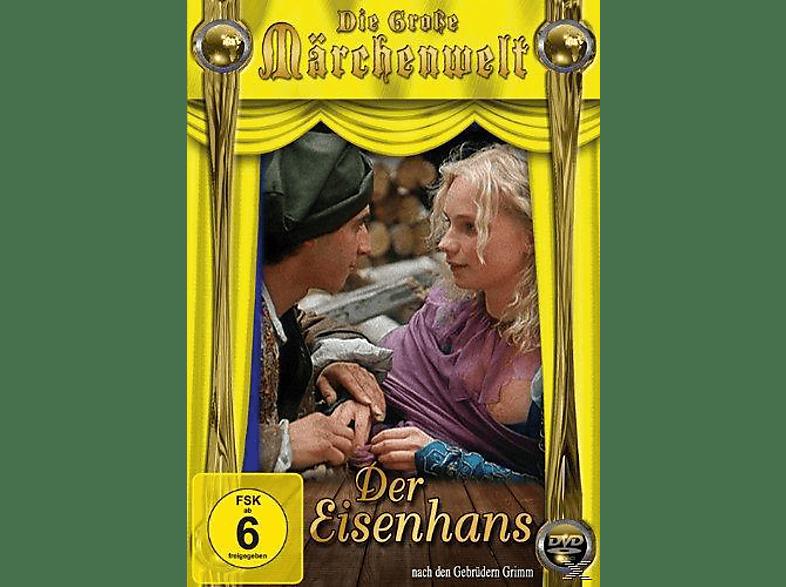 Die Welt der Märchen - Der Eisenhans [DVD]