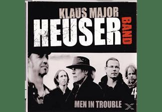 Klaus Major Heuser Band - Men In Trouble  - (CD)