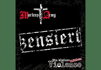 Martens Army - Ein Kleines Bisschen Violence  - (CD)