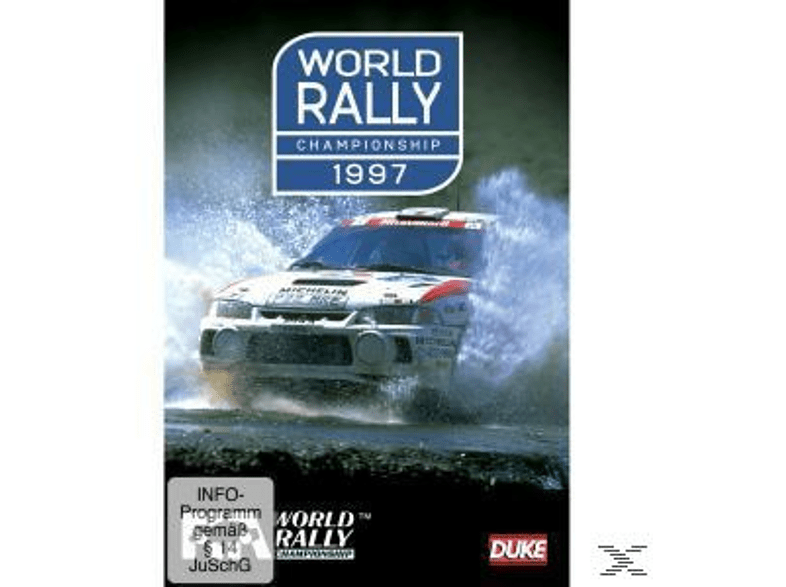 World Rally Championship 1997 [DVD]