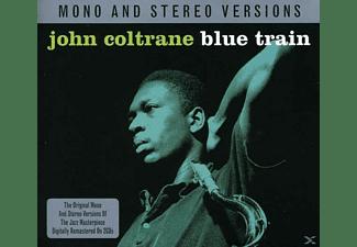 John Coltrane - Blue Train - Mono & Stereo Version  - (CD)