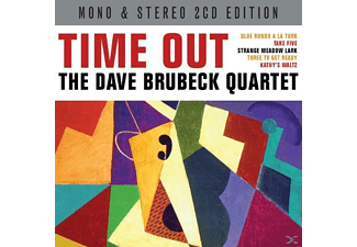 The Dave Brubeck Quartet - Time Out  - (CD)