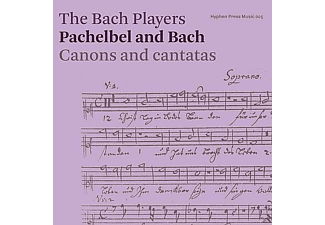 The Bach Players - Canons and Cantatas  - (CD)