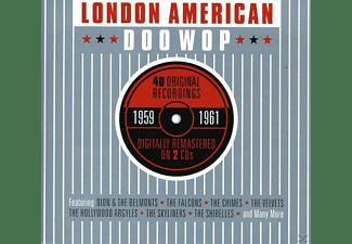 VARIOUS - London American Doo Wop Story 1959-61  - (CD)