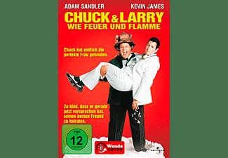 CHUCK & LARRY WIE FEUER & FLAMME [DVD]