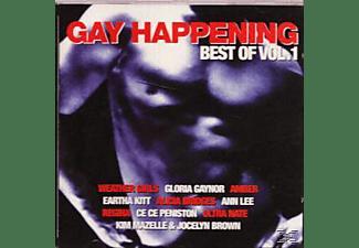 VARIOUS - Best Of Gay Happening Vol.1  - (CD)