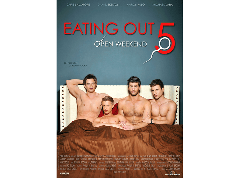 Eating Out 5: Open Weekend [DVD]