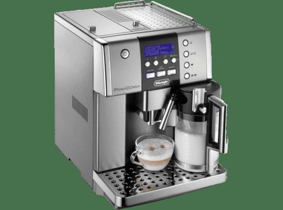 DeLonghi Milchbehälter ohne Aufschäumer für ESAM 6600 Kaffeeautomaten