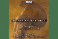Laura Marzadori, Orchestra Città Di Ferrara - Serenade für Streicher / Violinkonzert op.26 [CD]