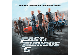 OST - FAST & FURIOUS 6 [CD]