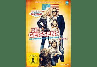 Die Geissens - Staffel 3.2 DVD