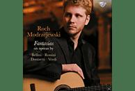 Roch Modrzejewski - Fantasias On Operas [CD]