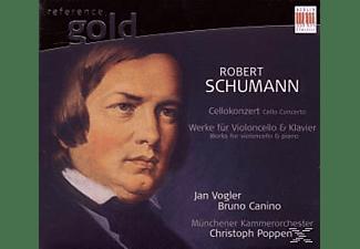 Jan Vogler, B. Canino, C. Poppebn, Münchener Ko - Werke Für Violoncello  - (CD)