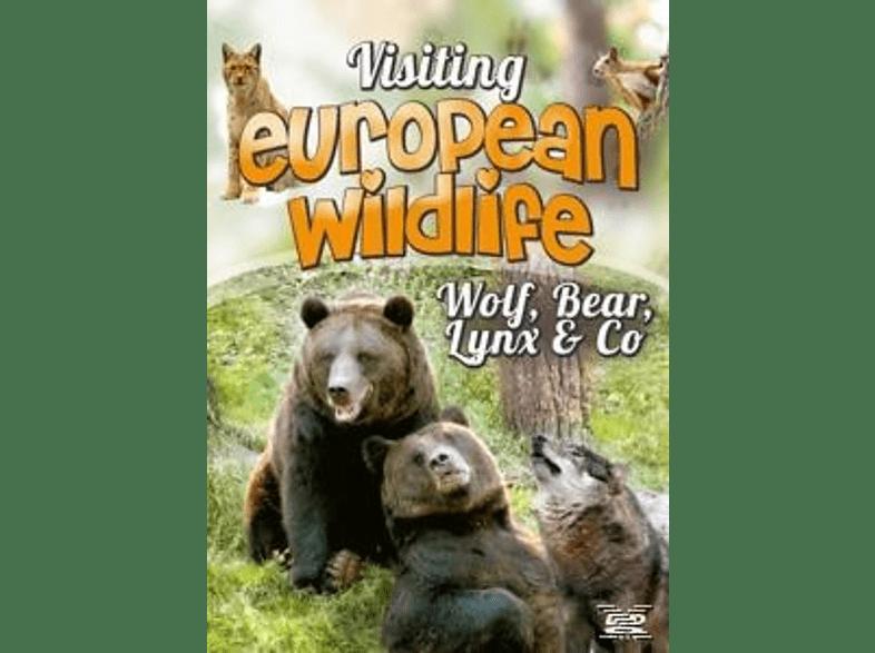 Visiting European Wildlife [DVD]
