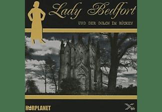Lady Bedfort 64: Der Dolch im Rücken  - (CD)