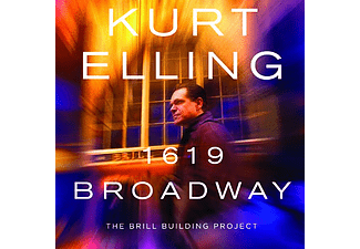 Kurt Elling - 1619 Broadway - The Brill Building Project (CD)