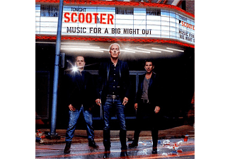 Scooter - Music For A Big Night Out (Standard) (CD)