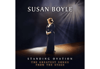 Susan Boyle - Standing Ovation - The Greatest Songs From The Stage (CD)