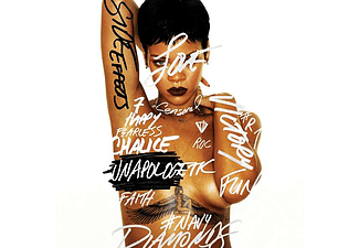 Rihanna - Unapologetic (Explicit) (CD)