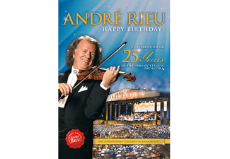 André Rieu - Happy Birthday! (DVD)