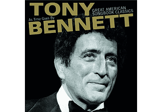 Tony Bennett - As Time Goes By - Great American Songbook Classics (CD)