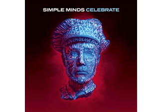 Simple Minds - Celebrate - The Greatest Hits (CD)