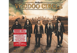 Voodoo Circle - More Than On Way Home (Digipak) (CD)
