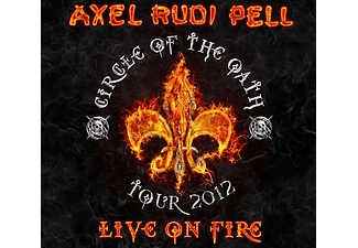 Axel Rudi Pell - Live On Fire (CD)
