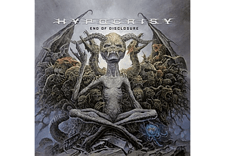 Hypocrisy - End Of Disclosure (Digipak) (CD)