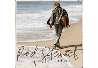 Rod Stewart - Time - Deluxe Edition (CD)