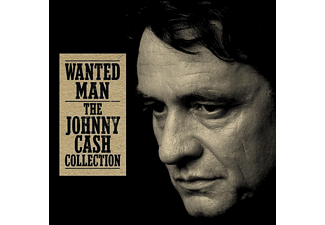 Johnny Cash - Wanted Man - The Johnny Cash Collection (CD)