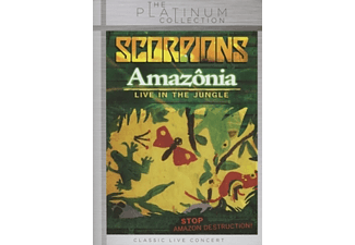 Scorpions - Amazonia - Live In The Jungle (DVD)