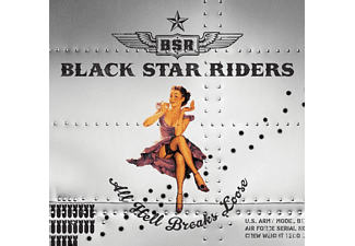 Black Star Riders - All Hell Breaks Loose (CD)