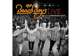 The Beach Boys - Live - The 50th Anniversary Tour (CD)