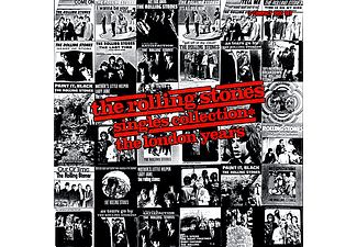 The Rolling Stones - Singles Collection - The London Years (CD)