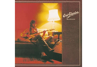 Eric Clapton - Backless (CD)
